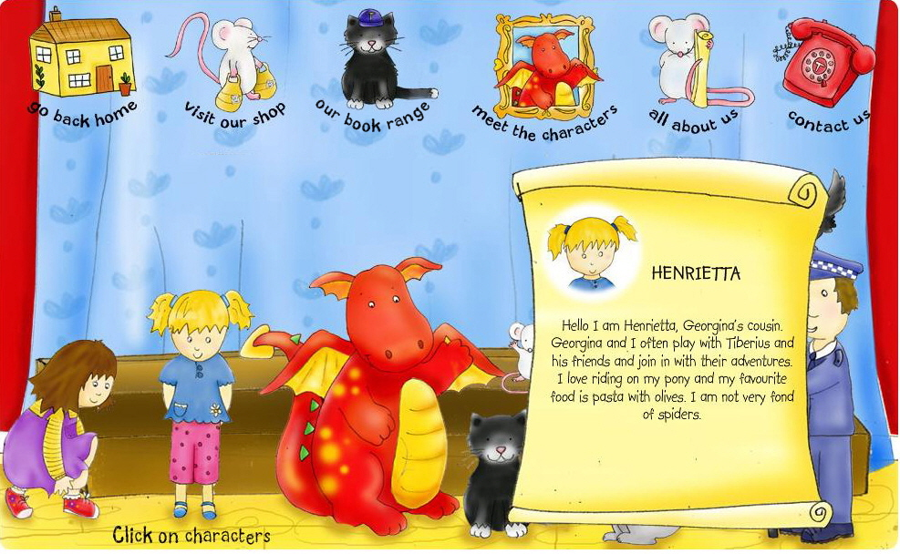 All about Henrietta